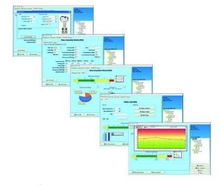 Software GMON 1000 PRO
