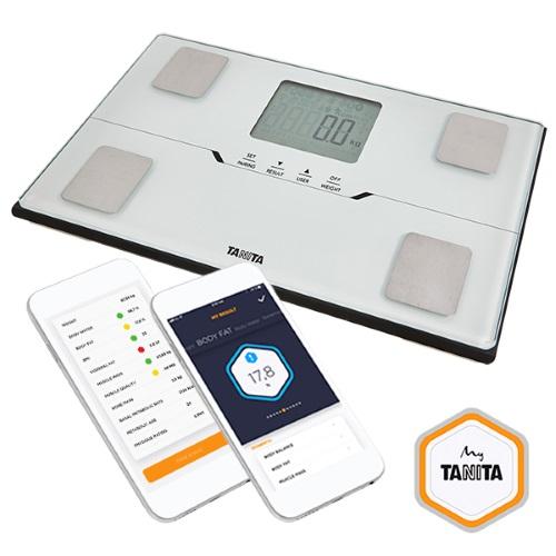 Chytrá osobní váha s tìlesnou analýzou a pøipojením Bluetooth BC 401 bílá
