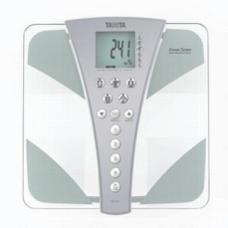 Stylová sklenìná osobní digitální váha Tanita BC - 543